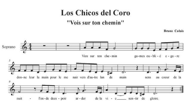 partitura-chic