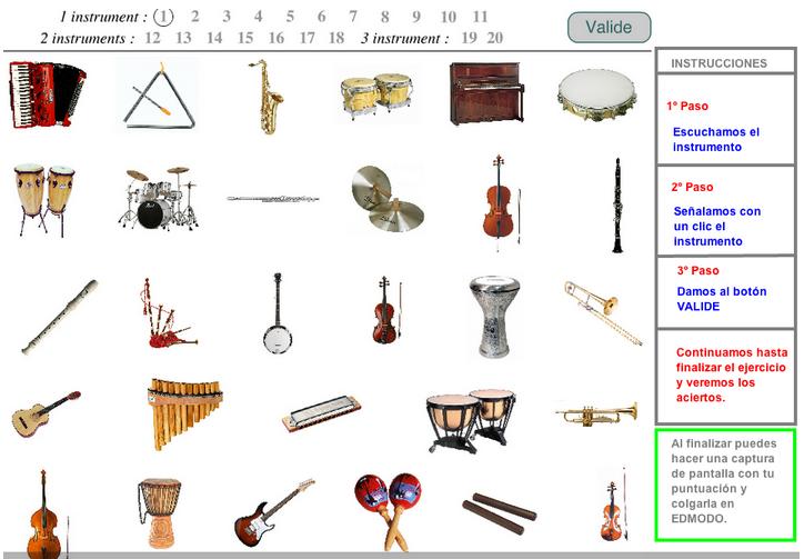 Instrumentos Musicales « Hacemos Música, Compartimos Música.